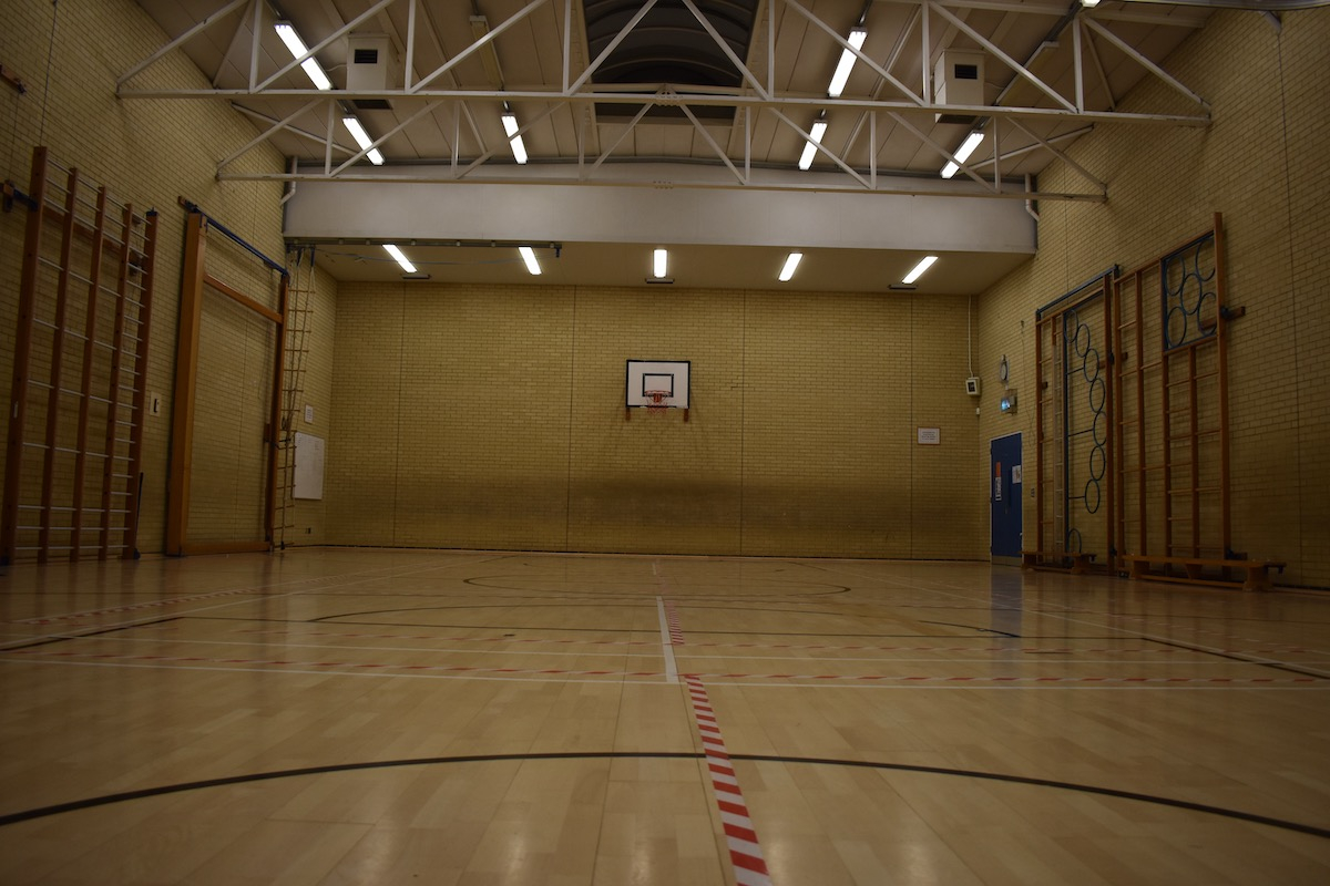 basketball court hire milton keynes
