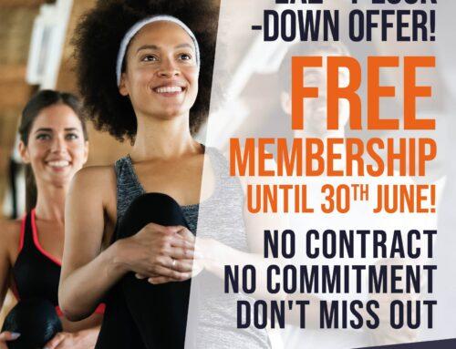 LAZzzY Lockdown Offer! Free membership Until 30th June