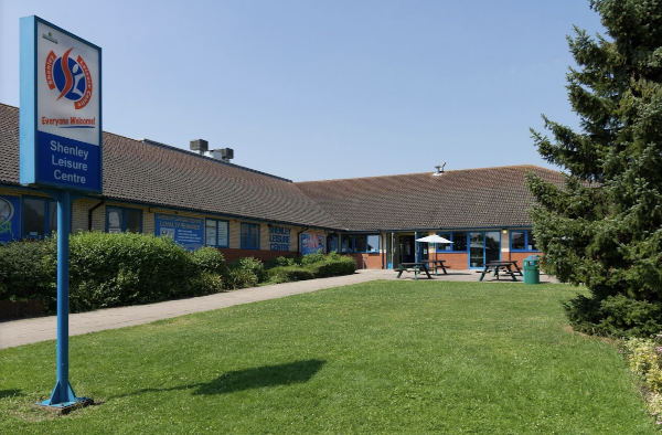 about shenley leisure centre