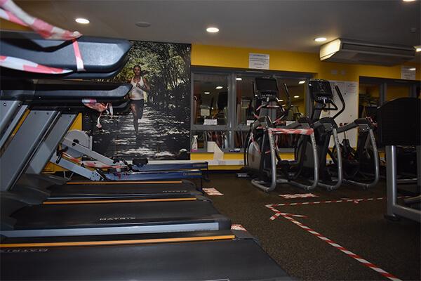 Milton Keynes gym