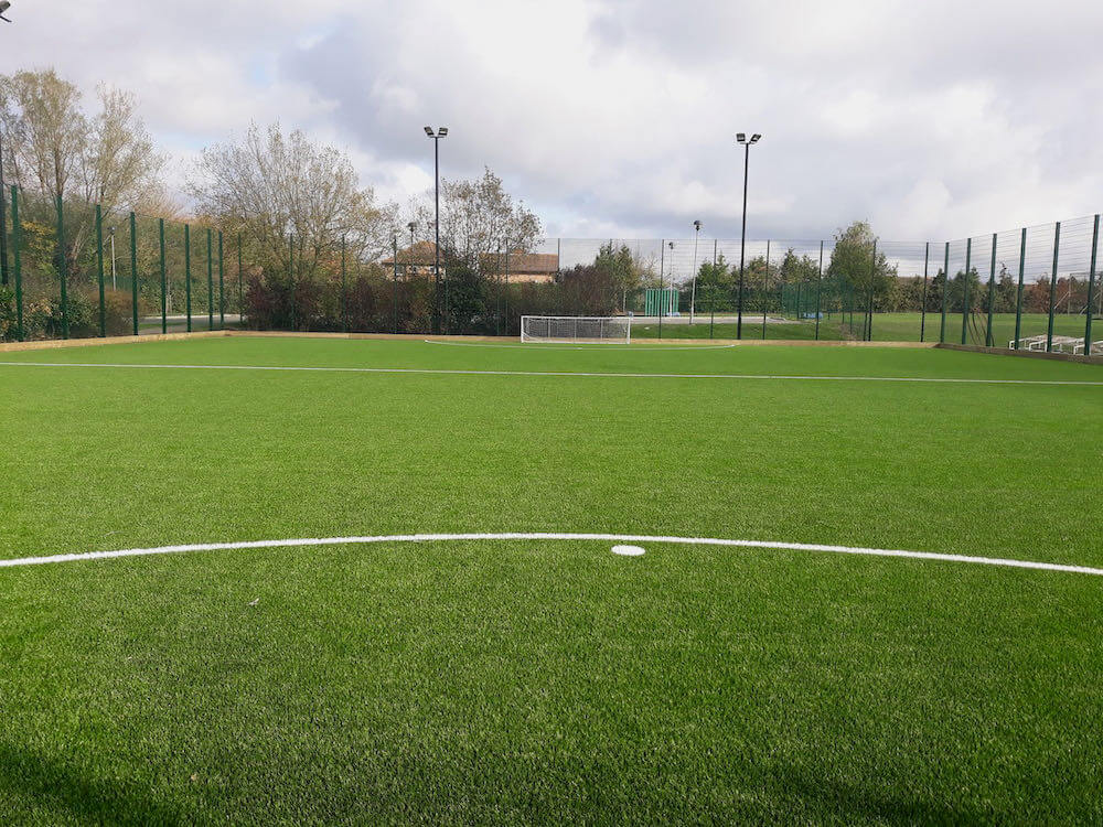 astro football pitch hire in milton keynes