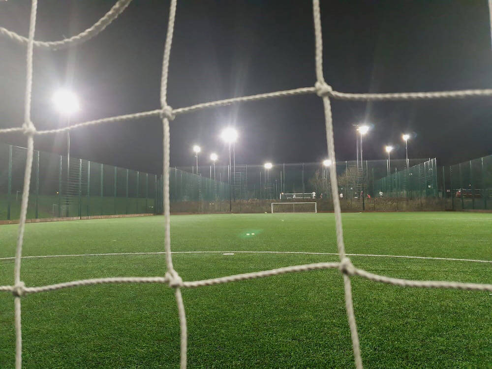 5-a-side football pitch