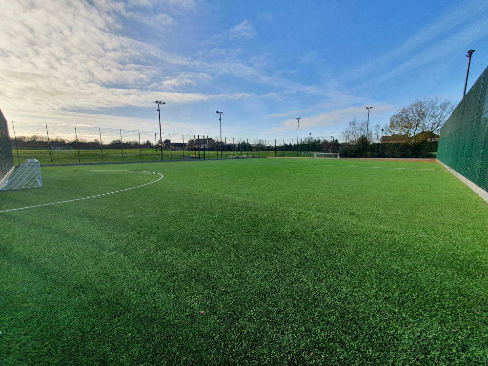 football pitch hire in milton keynes