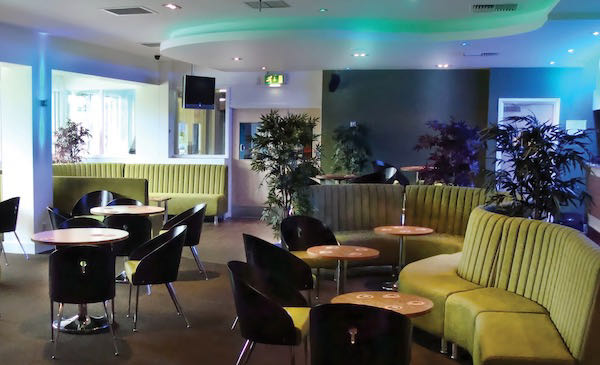 sports bar and café in milton keynes