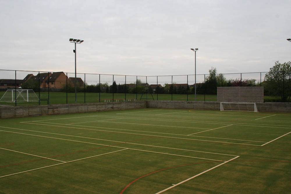 7-a-side pitch