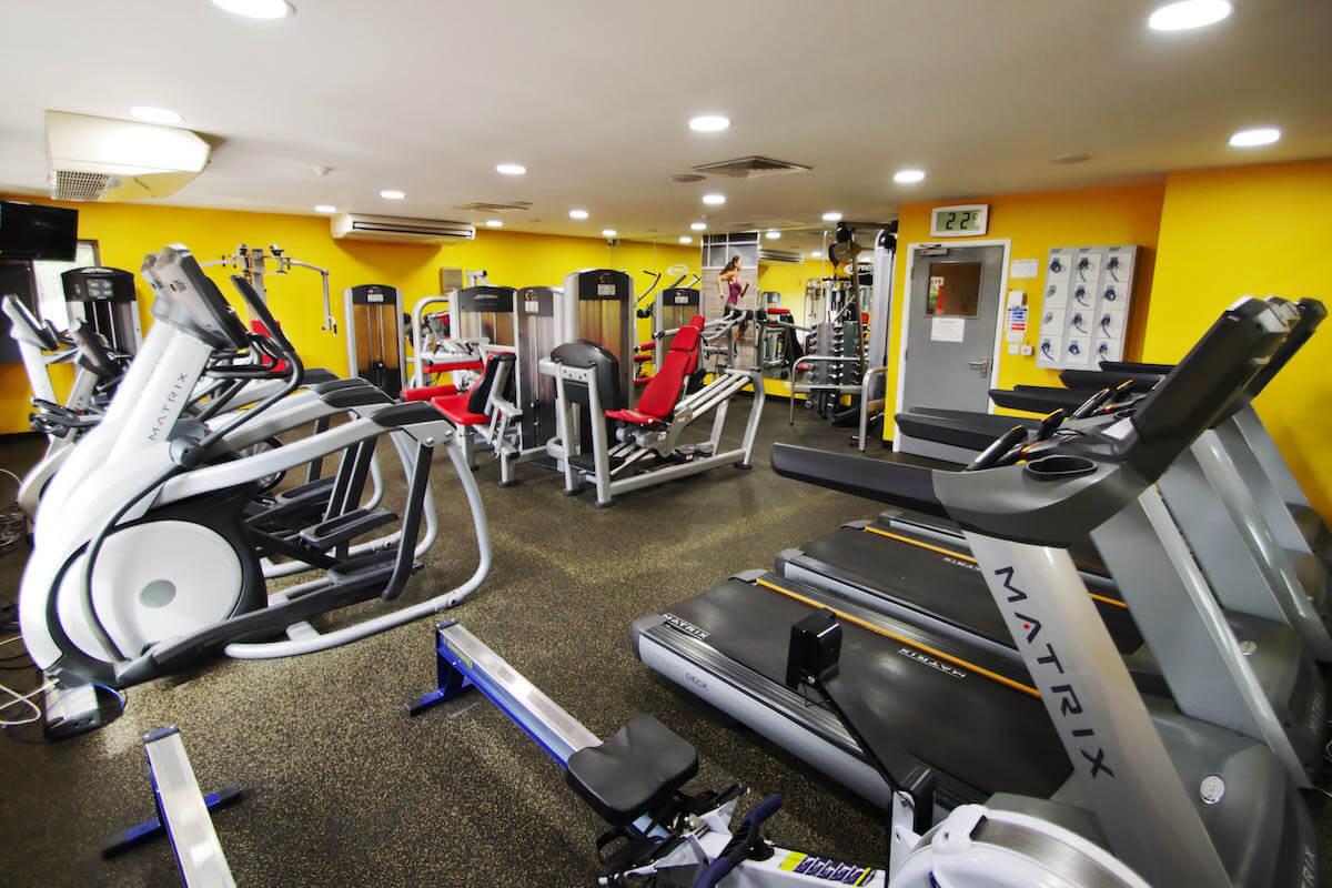 gym in milton keynes