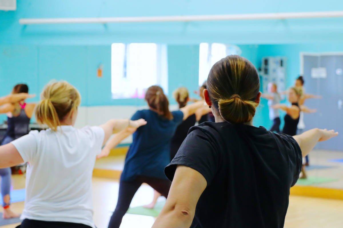 exercise classes in milton keynes