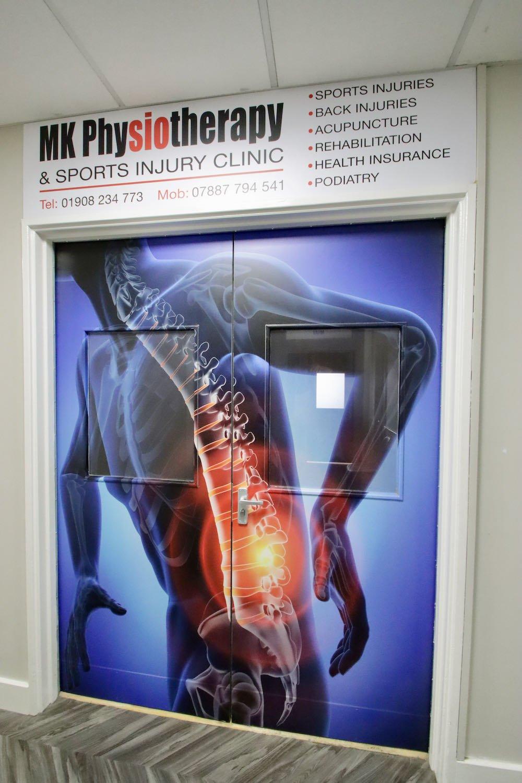 physiotheraphy in milton keynes